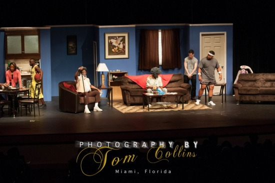 If You Were Me, a Stage Play by MoWash Productions